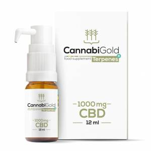 CannabiGold Terpenes+ 1000 mg