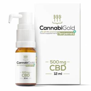 CannabiGold Terpenes+ 500 mg