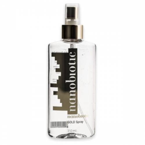 Nanobiotic Gold 150ml Spray w technologii aXonnite