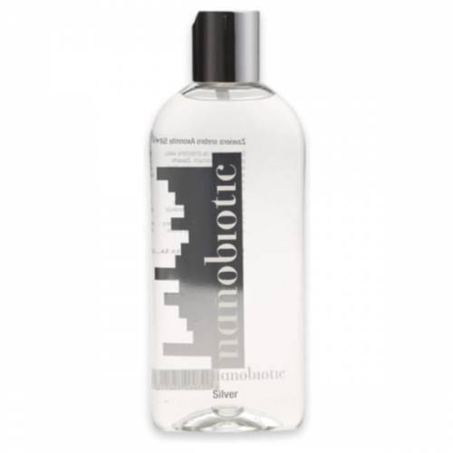 Nanobiotic Silver 250ml w technologii aXonnite